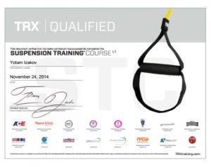 trx-tlv trainer
